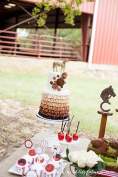 Horse Party Ideas by A Blissful Nest