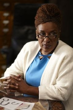 CCH Pounder. Warehouse 13.