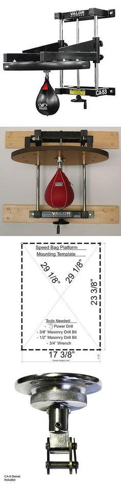 Bag Stands Platforms and Accs 179785: Valor Fitness Ca-53 2 Speed Bag Platform -> BUY IT NOW ONLY: $304 on eBay!