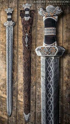 Andre Anderson viking sword