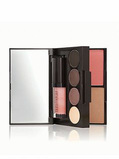 Laura Mercier - Colour-To-Go Portable Palette for Eyes, Cheeks & Lips Natural Nude - Saks.com