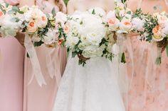 Photography: Erin McGinn Photography - www.erinmcginn.com   Read More on SMP: http://www.stylemepretty.com/2016/01/27/classically-elegant-rhode-island-spring-wedding/