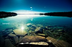 Silver Lake, Kenora, ON, Canada    KenoraPhotos.com