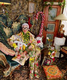 Iris Apfel's Happy Style More