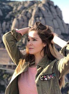 Natalia Sanchez, Military Jacket, Harry Potter, Couple Photos, Couples, Ideas Para, Entertainment, Random, Top
