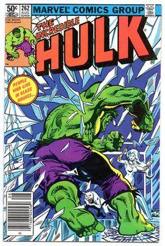 Incredible Hulk 262 (VF+)