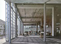 Ecole d'architecture de Nantes, 2009 Lacaton & Vassal