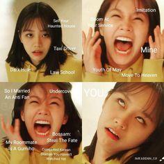 Dark Holes, Korean Drama Funny, Gumiho, Taxi Driver, Law School, Kdrama, Funny Memes, Quotes, Quotations