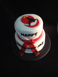 18th cake for Jazz 2014