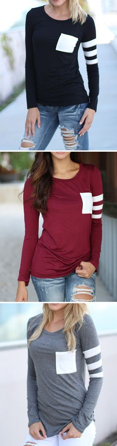 If you don't have that PERFECT tee. Then this tee is for you! More surprise at OASAP!