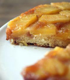 Thomas Kellers Pineapple Upside Down Cake