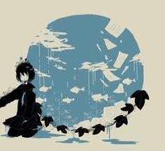 ごめんね | ぺいぺい#school #japan #girl #guys #kawaii #draw #dream #colorful #illustration
