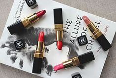 CHANEL COCO ROUGE LIPSTICKS REVIEW & SWATCHES