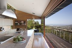 Kentfield Hillside Residence / Turnbull Griffin Haesloop Architects