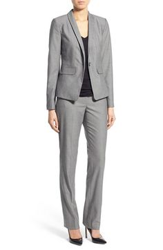 Halogen® Suit Jacket & Pants available at #Nordstrom