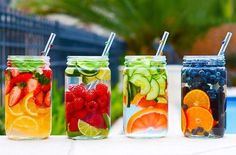 5 Homemade Detox Water Recipes To Lose Weight