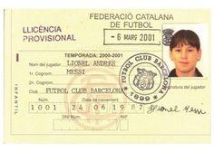 """Messi cumplió 14 años de su llegada al Barcelona Messi sigue haciendo historia. """"En este día, Leo Messi llegó al FC Barcelona hace 14 años. Tenía 13 años de edad""""..."""
