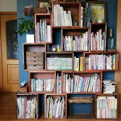 秋の夜長は読書でまったり♡ブックシェルフの収納アイディア15選 - Yahoo! BEAUTY