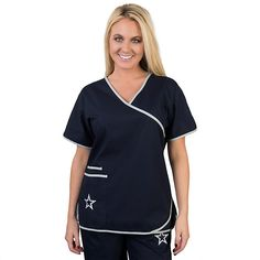 Dallas Cowboys Scrubs Wrap