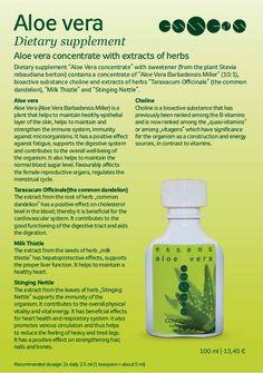 ESSENS #Aloe #Vera #ESSENS #Europe - #Parfum #ESSENS ID Nr. 10000053 www.essenseurope.eu , www.essens-europe.eu