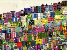 San Francisco by Jennifer Maravillas