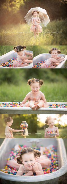 © chubby cheek photography the ORIGINAL bubblegum mini sessions