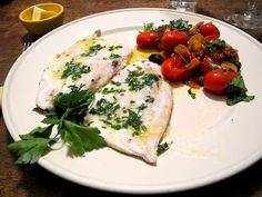 They seem to almost always weigh the same, and that means about three ounces (at least when they come from Eastern Long Island), and every one is as beautiful as the other, with a silvery skin with… John Dory, Fennel, Long Island, Herbs, Meat, Chicken, Cooking, Food, Kitchen