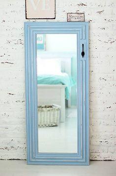 bySue / Ve�k� zrkadlo CAROLINA BLUE 132x58cm