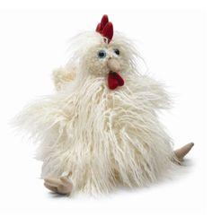 Fetching Fun:  Easter Basket Stuffer  Jellycat Matilda Hen