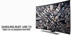 Samsung nyhed! Buede UHD LED-TV