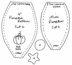 Sewn Pumpkin