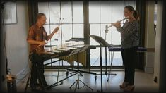 "VF Artist Shaun Tilburg performs his multi-movement composition ""Two Abstracts for Flute and Percussion"" with Viviana Cumplido Wilson on flute! I. So Flute – a rowdy rhythmic funk session for multi-perc and alto flute; sure to challenge both players. II. A Rabbit in Your..."