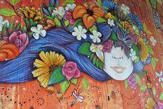 Você precisa conhecer: as 10 mulheres que brilham na street art