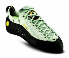 La Sportiva Mythos Climbing Shoe  Womens Pistachio 37 ** Learn more by visiting the image link. This is an Amazon Affiliate links.