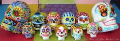 These Sugar Skull Coloring Pages offer hours of coloring fun for any Day of the Dead enthusiast! This printable coloring book features 21 pages of detailed sugar skulls inspired by Dia de Muertos that you can print and color as many times as you want. Skull Coloring Pages, Coloring Books, Sugar Skull Design, Colorful Skulls, Day Of The Dead Art, Cool Art Projects, Doodle Designs, To Color, Skull Art
