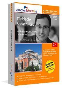 Türkisch lernen: Türkisch-Expresskurs: Türkisch-Vokabeltrainer für Ihren Urlaub in der Türkei mit Reiseführer