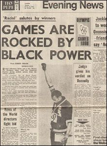 50 Years After 1968 Olympic Protests Daily News Abdul