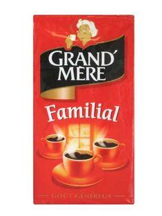 Grande Mere Familial Ground Coffee 3 Packs X 8.8oz/250g - http://thecoffeepod.biz/grande-mere-familial-ground-coffee-3-packs-x-8-8oz250g/