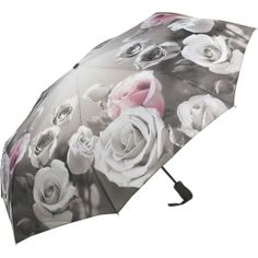 Amazon.com: Galleria Antique Rose Folding Umbrella - Antique Rose: Clothing
