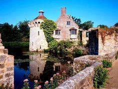 scotney castle England