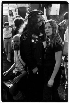 "Ron ""Pigpen"" McKernan of the Grateful Dead and others backstage at concert."