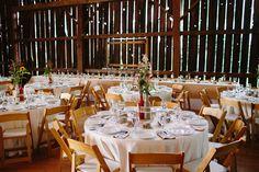 Crooked Creek Ranch Wedding Reception