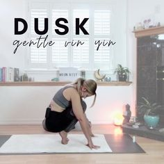 @moonriseselfcare posted to Instagram: Do you notice that it takes awhile to wind down from busy daytime energy to calming evening energy? I created DUSK - a super simple and gentle 25 min VinYin for any level to be your go to whenever you want to shift your energy around sunset. It's FREE on the MoonRise Channel - check it out, subscribe & share with your friends! I hope you enjoy it and have a calm and relaxing evening! 🌙 #moonriseselfcare #moonrise #selfcare #selfcarethreads