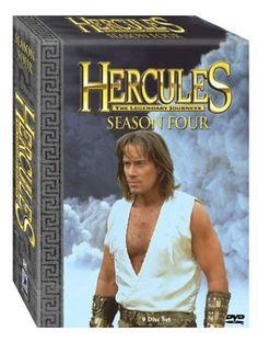 Hercules The Legendary Journeys - Season 4 DVD ~ Kevin Sorbo