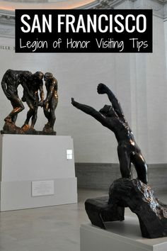 The Legion of Honor San Francisco is another top art museum. San Francisco Art Museum, San Francisco Museums, San Francisco Vacation, Asian Art Museum, Legion Of Honour, Museum Of Fine Arts, Cool Art, Road Trip, Places