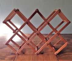 Clear Lucite Jewelry Stand Rack Holder Storage Organizer Retail Display Table-Top Large 8 x 13 inches Vintage 1970/'s