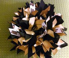 University of Central Florida (UCF) Knights Ribbon Wreath  https://www.etsy.com/shop/tomfam18?ref=hdr_shop_menu