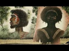 The video is a series about Bennelong. Lieutenant William Bradley with a party of marines to Manly Cove where they succeeded in the traumatic abduction o. Australian Aboriginal History, First Encounter, First Contact, Episode 5, Body Painting, Vintage Photos, Geography, Teaching Ideas, Prints