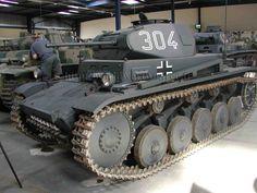Le PanzerII (Panzer 2)