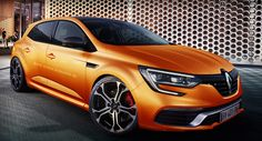Renault Megane RS 2016 - May Be A 300PS Five-Door, Says Report